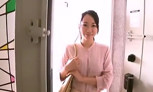 Lovely Jap teen shows will not hear of admirable body