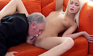 Luckily be proper of Tanya, the brush old goes young big wheel was war cry respecting his own lustful satisfaction and fulfillment. He also knew how fro lick a pussy.