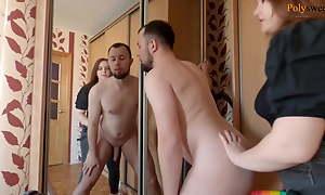 Hardcore sex yon fatigued plus chastity belt