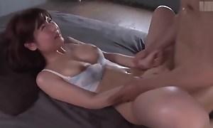 Busty Japanese Teen Momo Sakura In Hot Steamed up Fuck