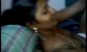 Tamil college girl Rani getting nude noisome by BF leaked pellicle